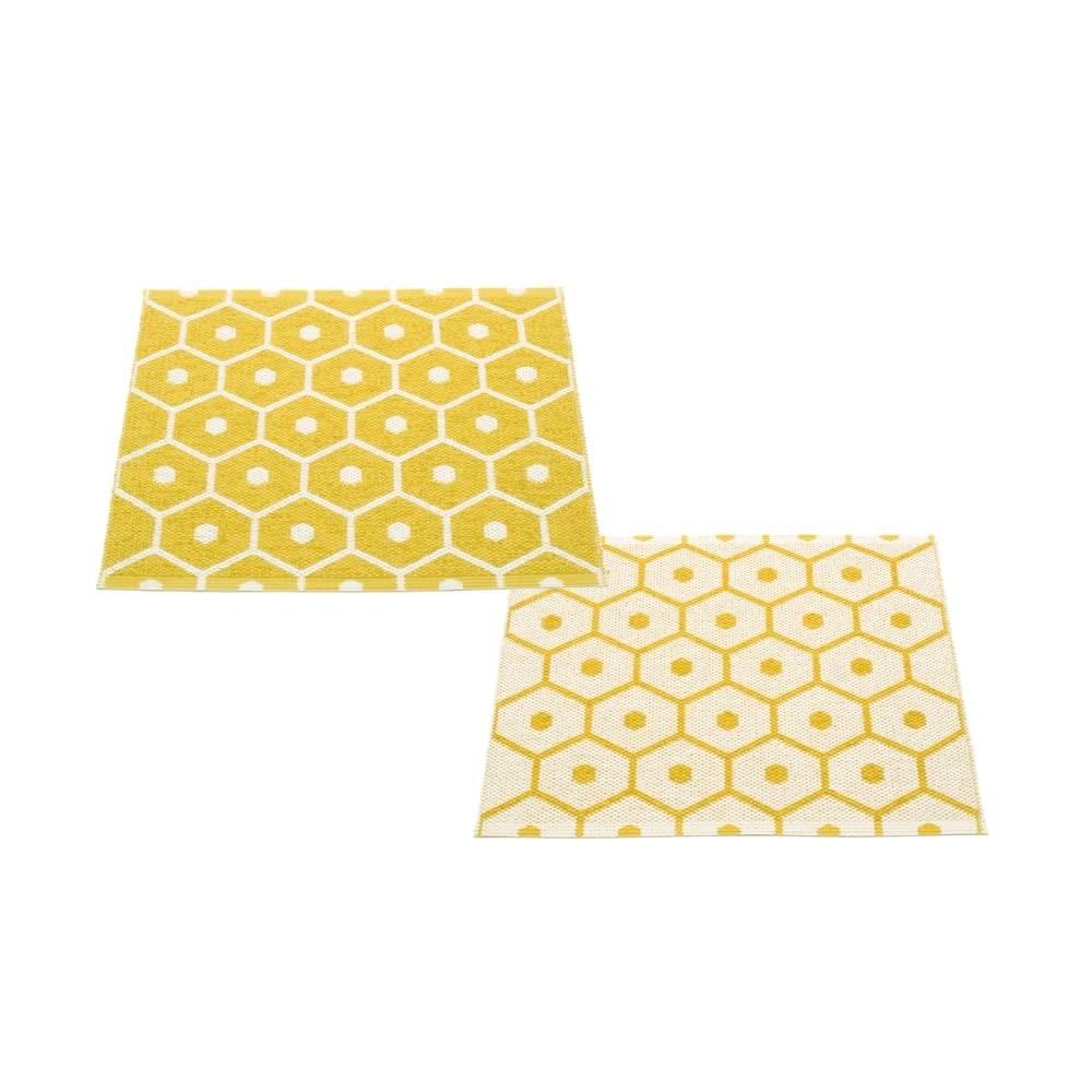 Pappelina Honey, Teppich, 70 x 60 cm