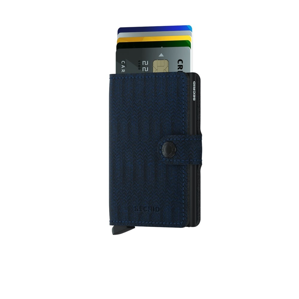 Secrid Miniwallet Dash - Navy