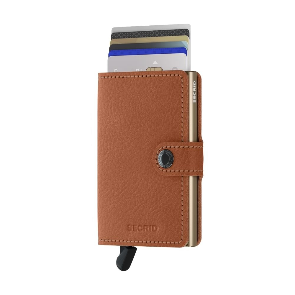 Secrid Miniwallet Vegetable Tanned