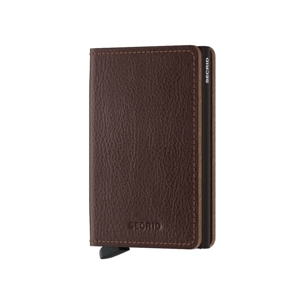 Secrid Slimwallet Vegetable Tanned - Espresso