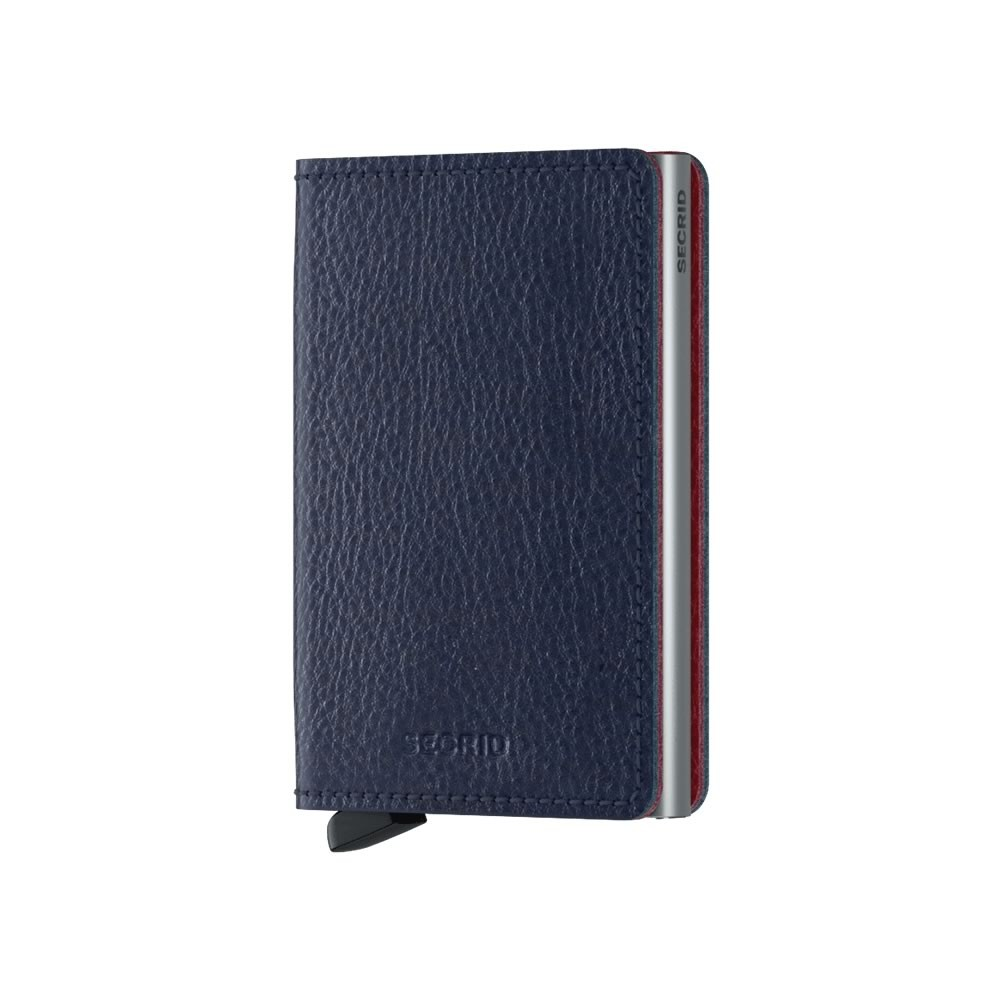 Secrid Slimwallet Vegetable Tanned - Navy