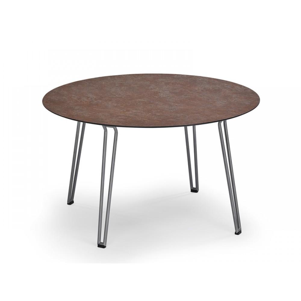 Weishäupl Tisch Slope, Ø 120 cm