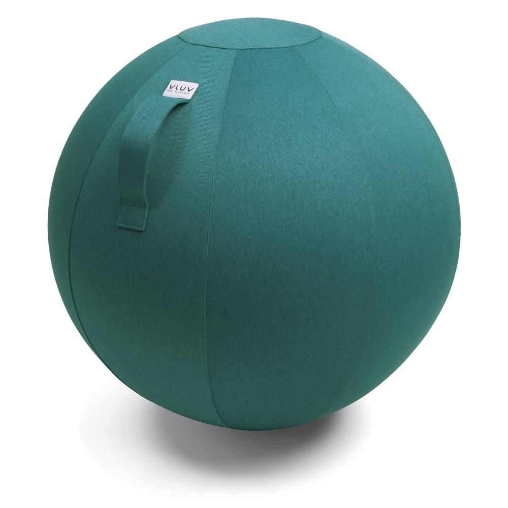 Vluv Leiv Sitzball, Dark Petrol, 70-75 cm
