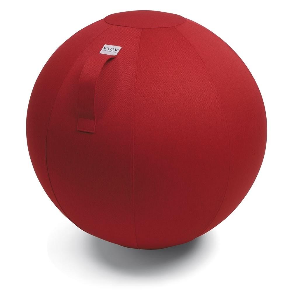 Vluv Leiv Sitzball, Ruby, Ø 50 - 55 cm