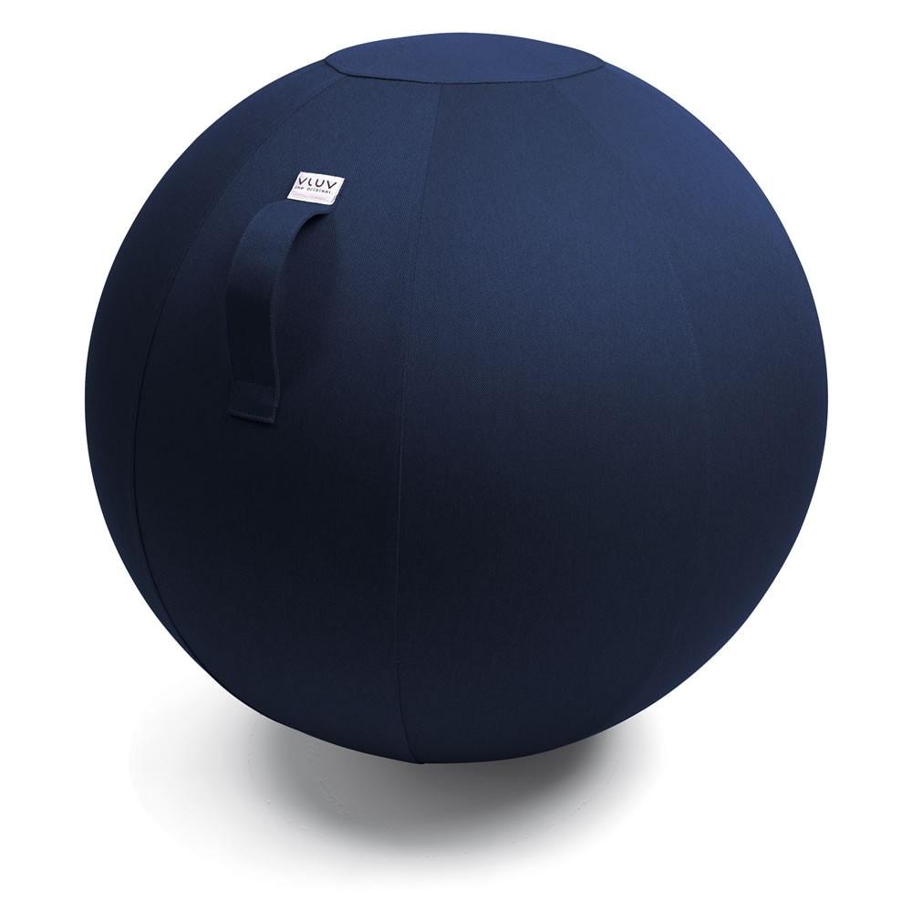 Vluv Leiv Sitzball, Royal Blue, 60-65 cm