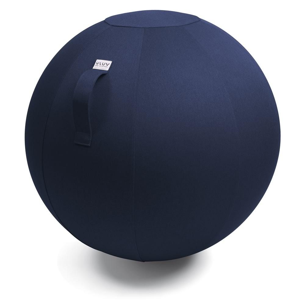 Vluv Leiv Sitzball, Royal Blue, 70-75 cm
