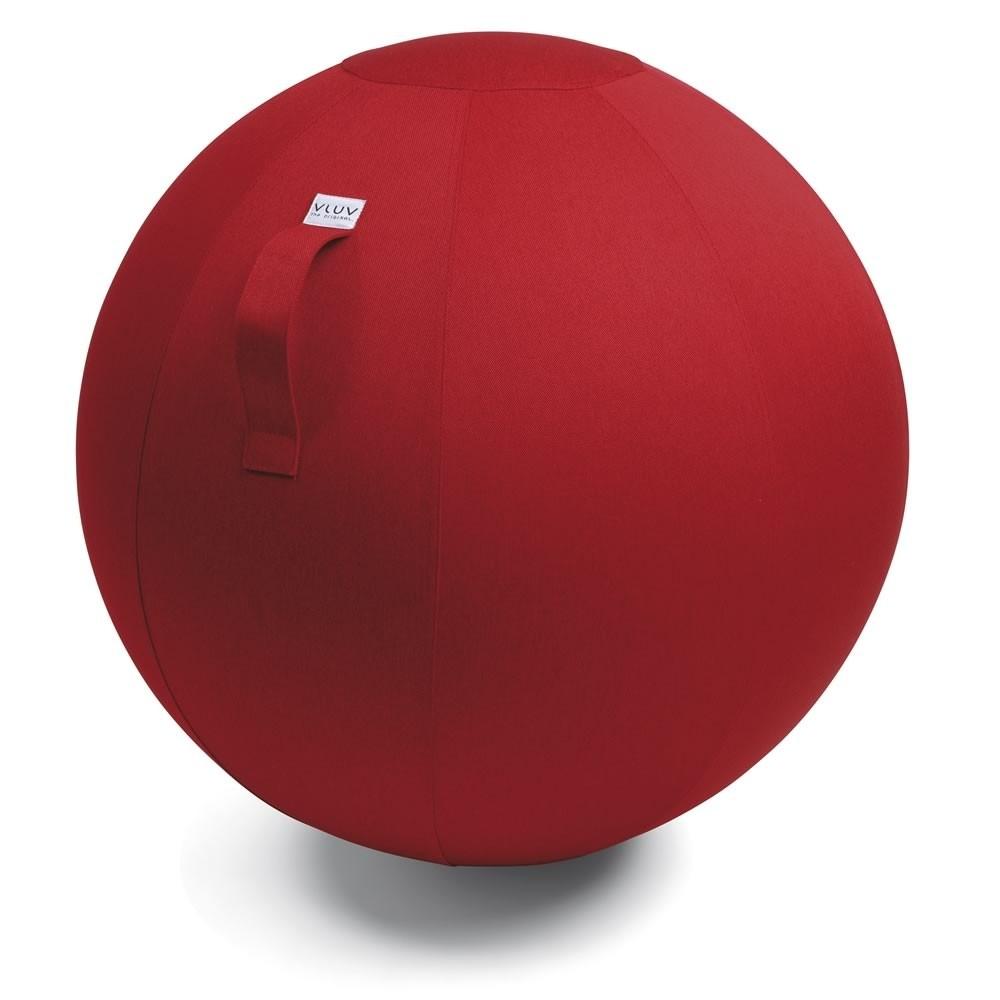 Vluv Leiv Sitzball, Ruby, Ø 70 - 75 cm