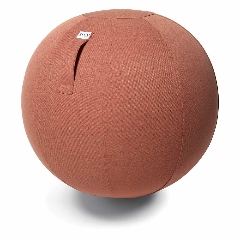 Vluv Sova Sitzball, Salmon, 60-65 cm