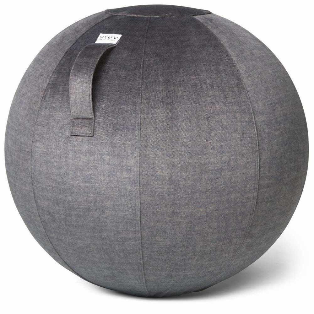 Vluv Varm Sitzball, Anthracite, 70-75 cm