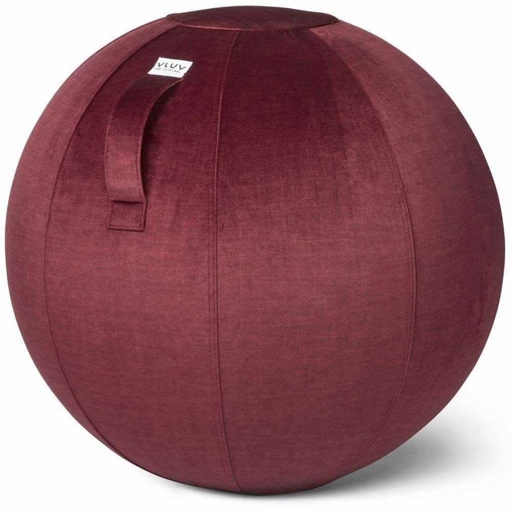Vluv Varm Sitzball, Chianti, 60-65 cm