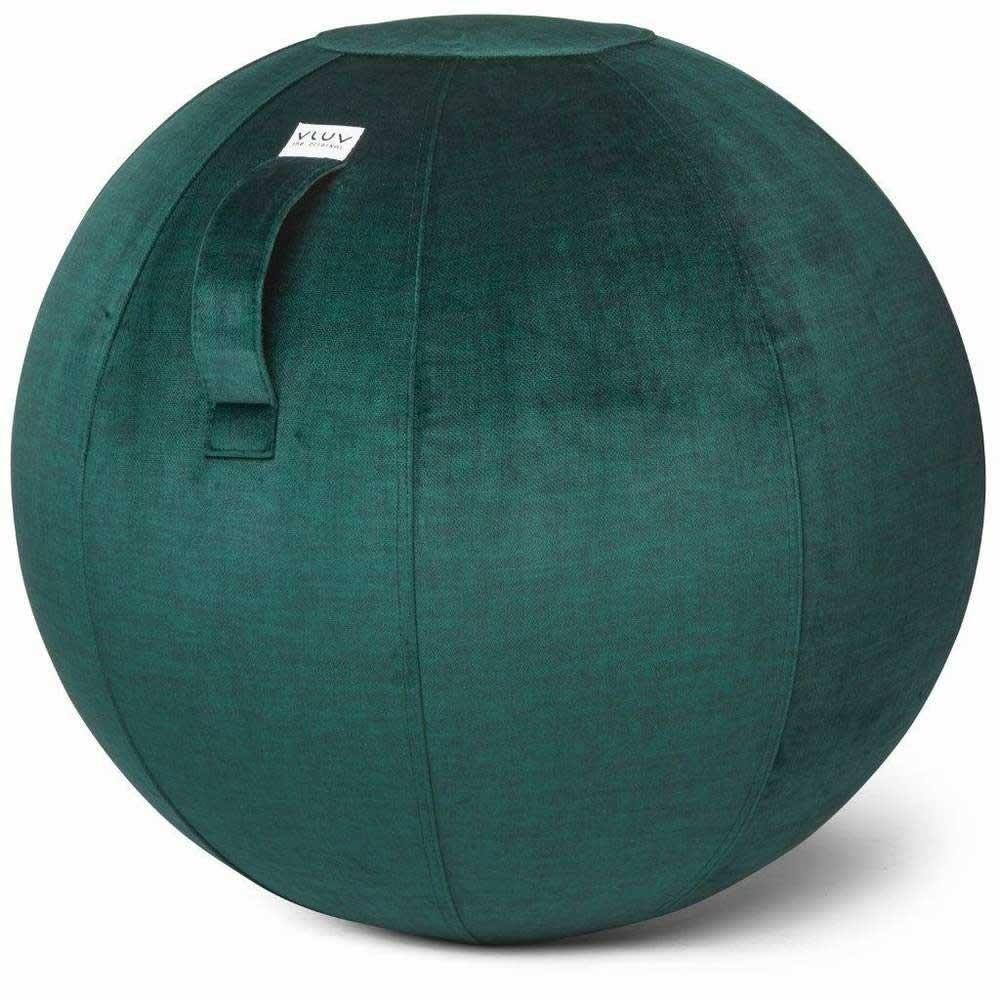 Vluv Varm Sitzball, Forest, 60-65 cm
