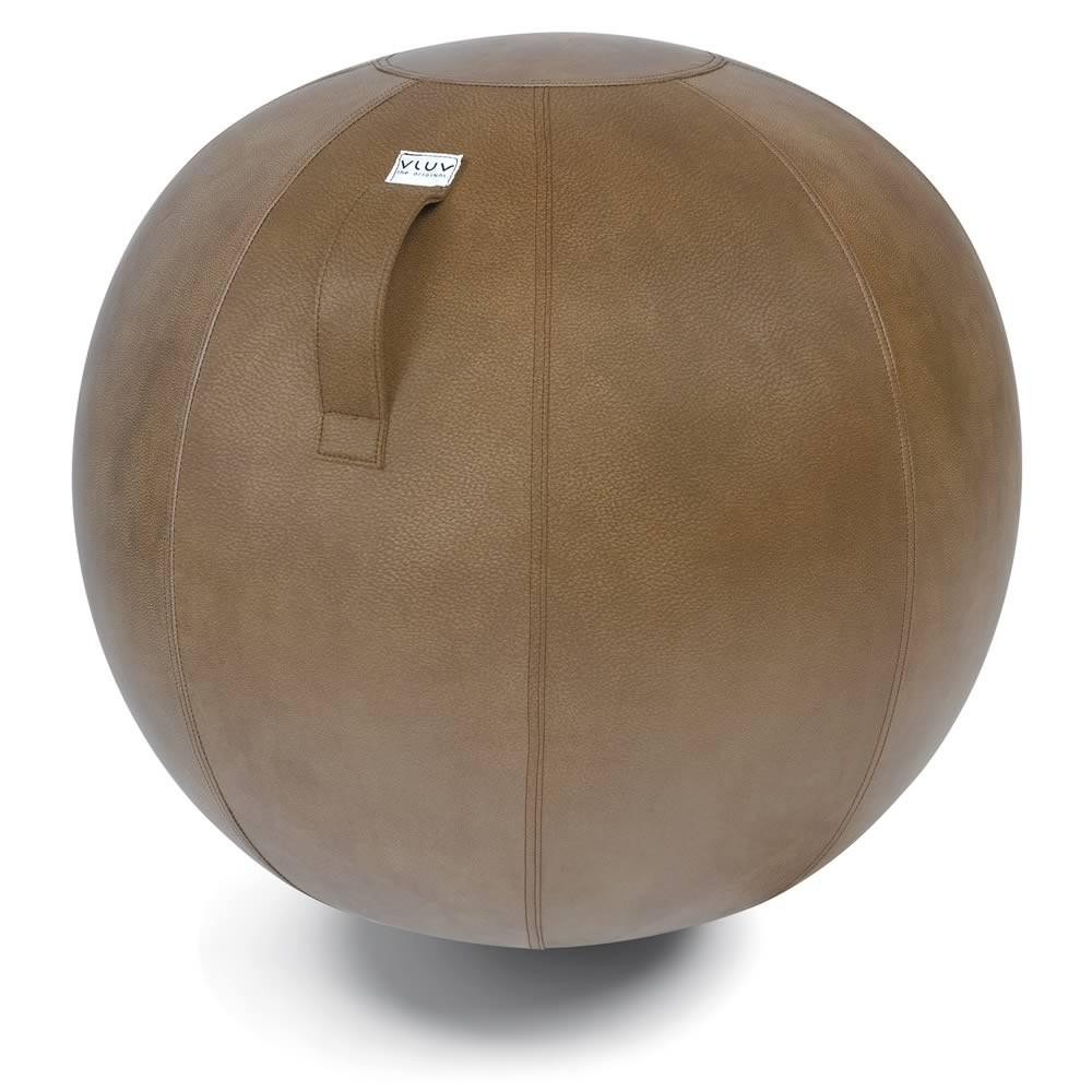 Vluv Veel Sitzball, Cognac, 70-75 cm