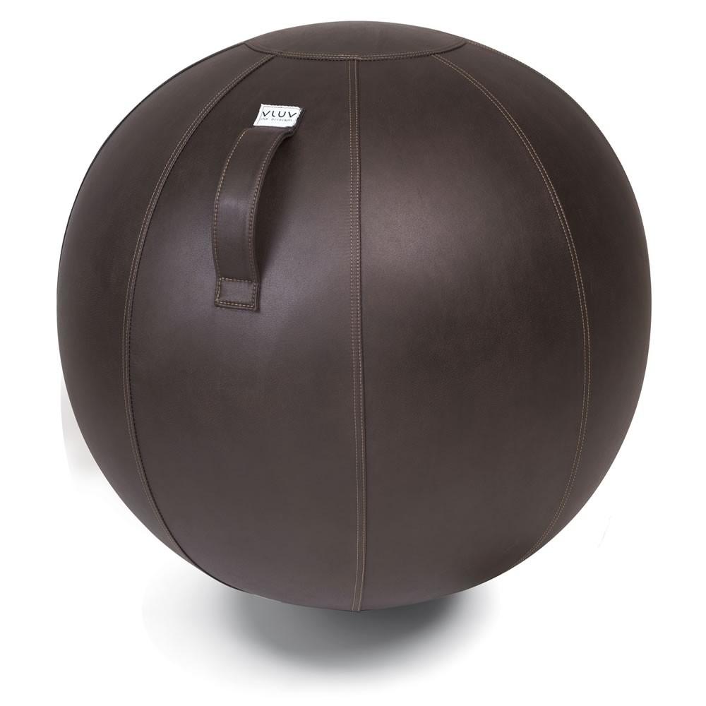 Vluv Veel Sitzball, Mokka, 70-75 cm