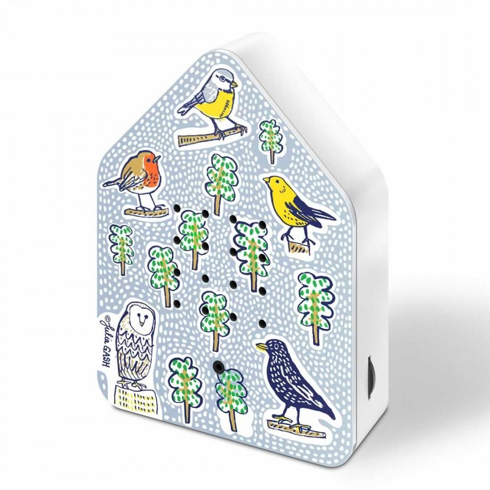 Zwitscherbox Birds by Julia Gash