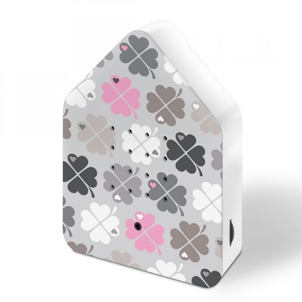 Zwitscherbox byGraziela, Shamrock - Limied Edition