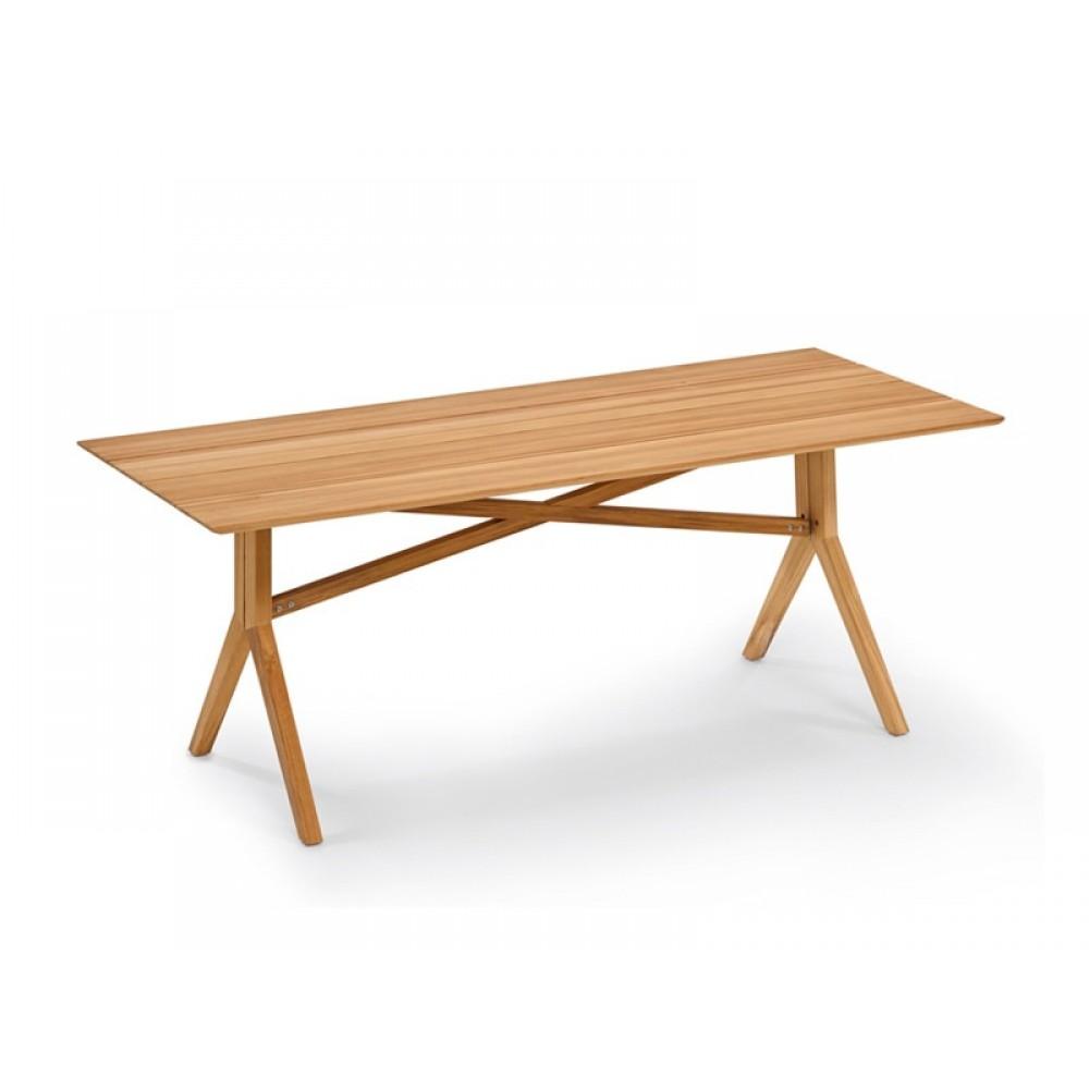 Weishäupl Tisch Loft, 200 x 90 cm