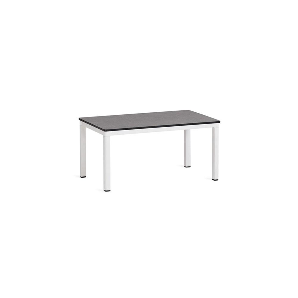 Weißhäupl Beistelltisch Minu, 77 x 50 cm - HPL Tischplatte
