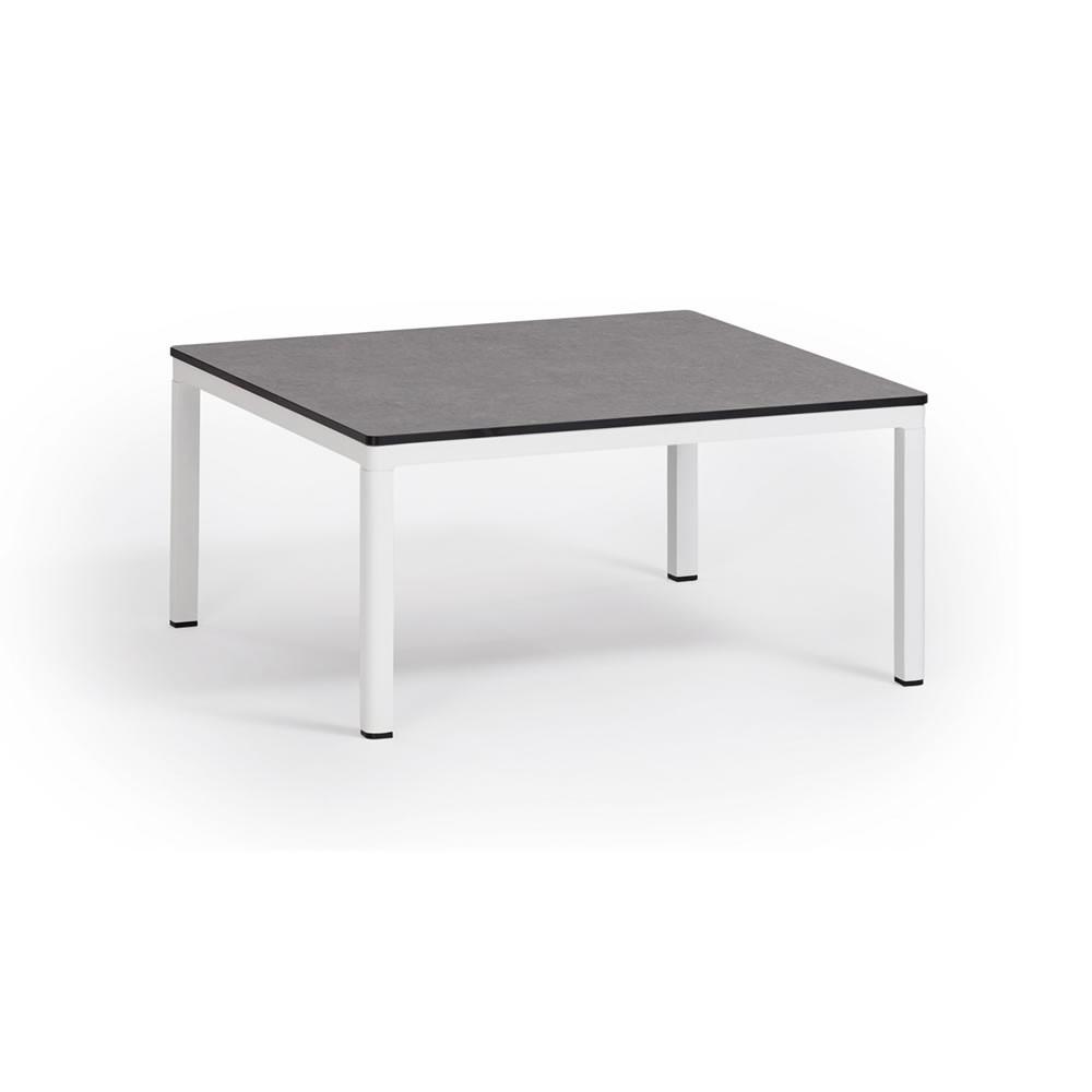 Weißhäupl Beistelltisch Minu, 77 x 77 cm - HPL Tischplatte